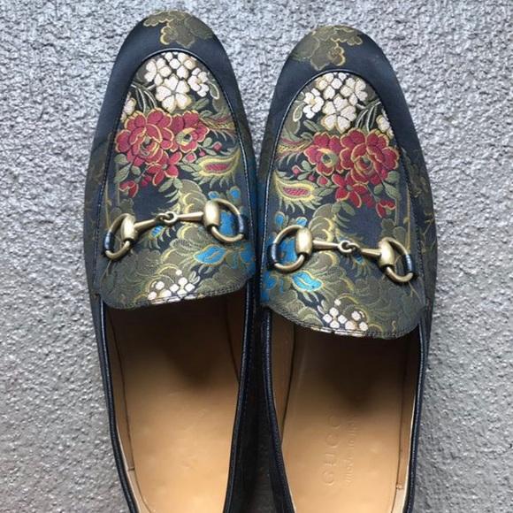 4ec8850f19f Gucci Shoes | Jordan Jacquard Loafers | Poshmark